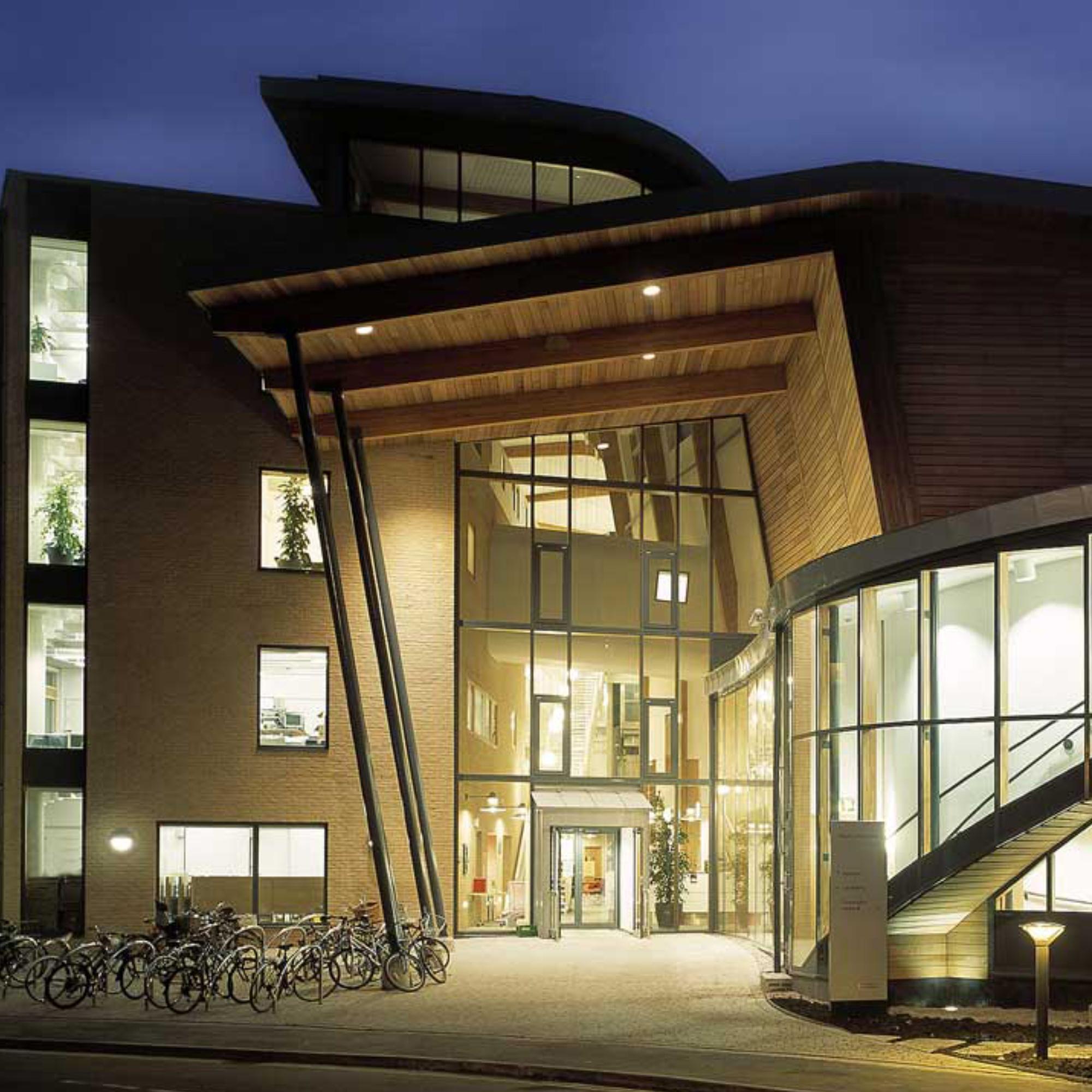 Churchill College, Cambridge - 0