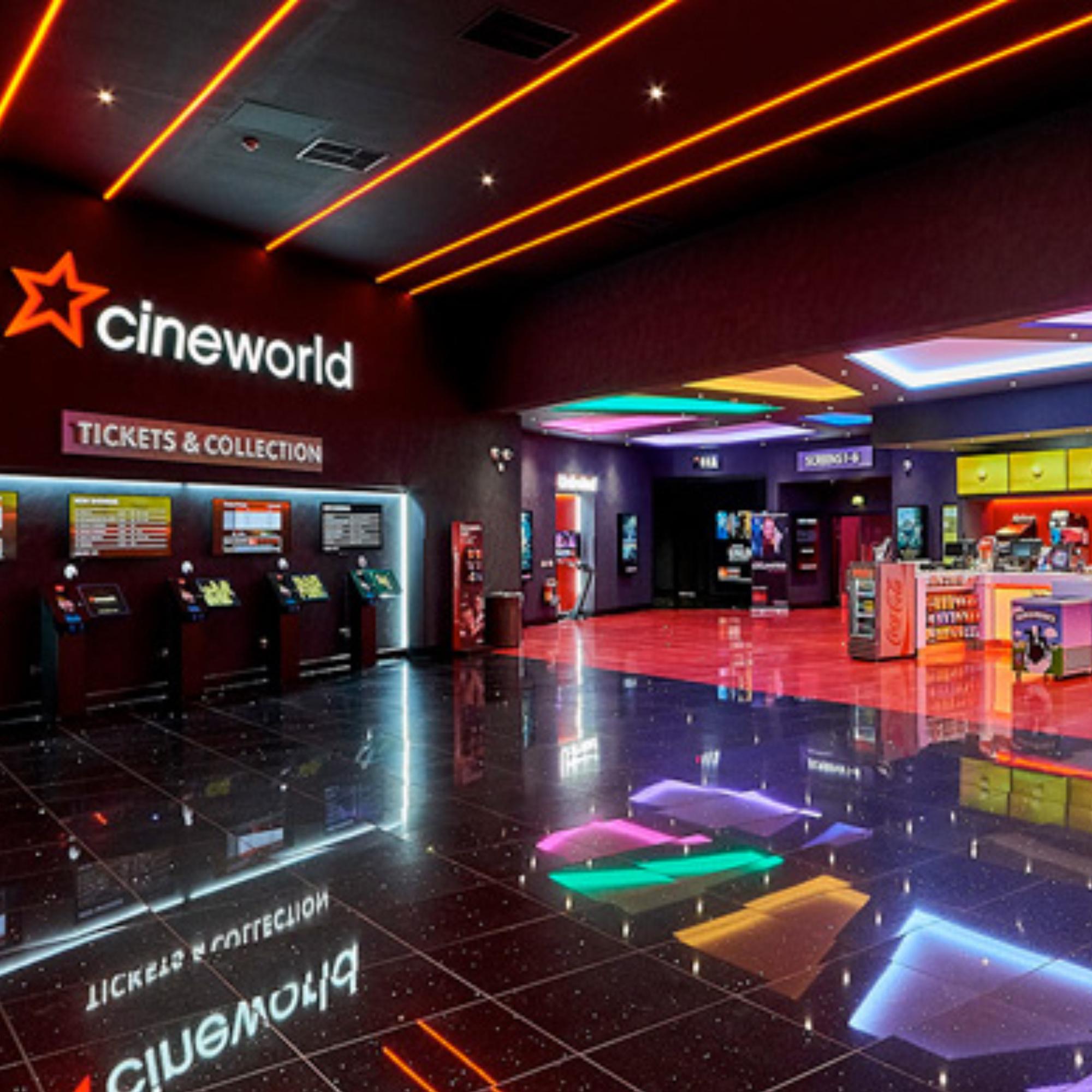 Cineworld Cinemas, Cardiff & Newport - 1