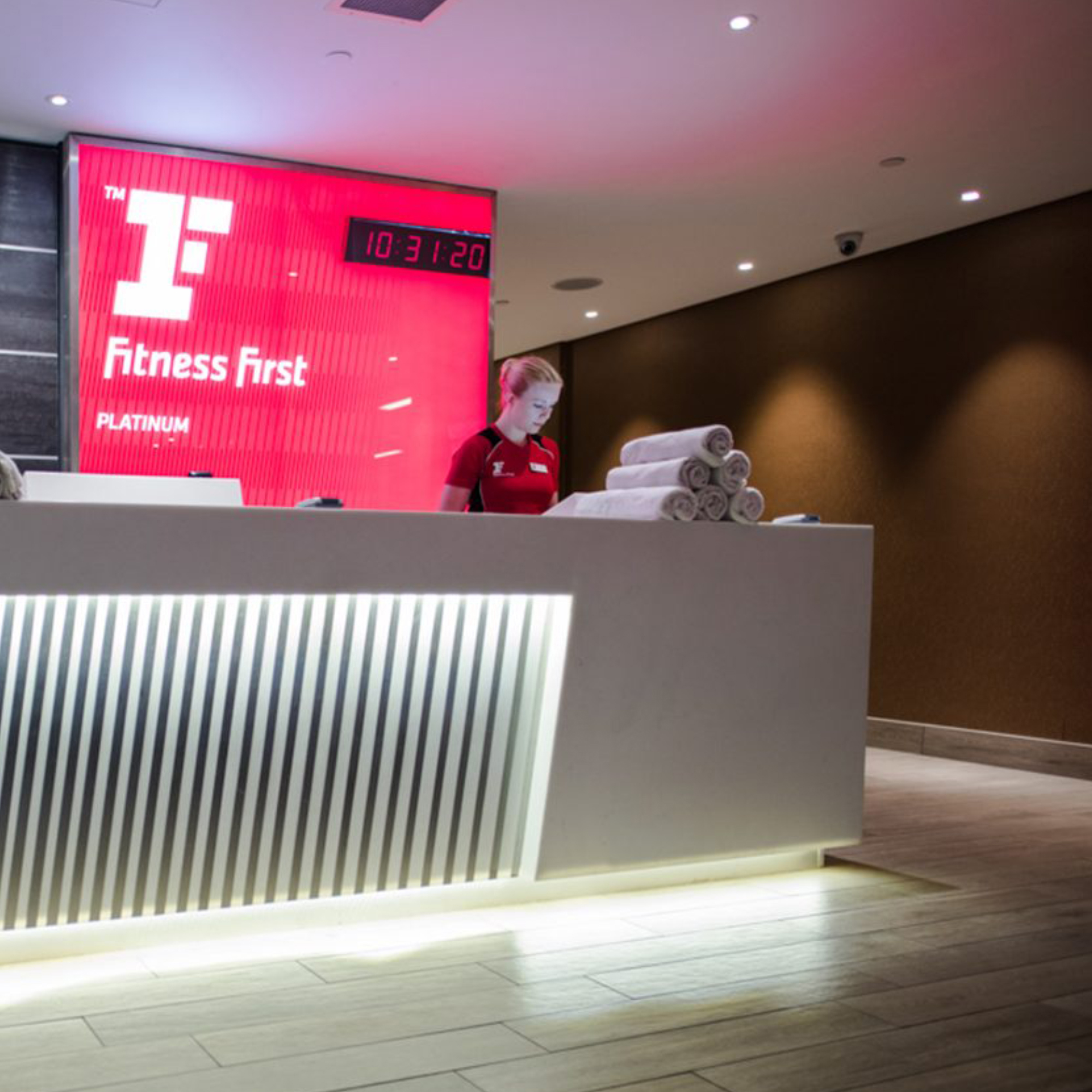 Fitness First Leisure Centres - 1
