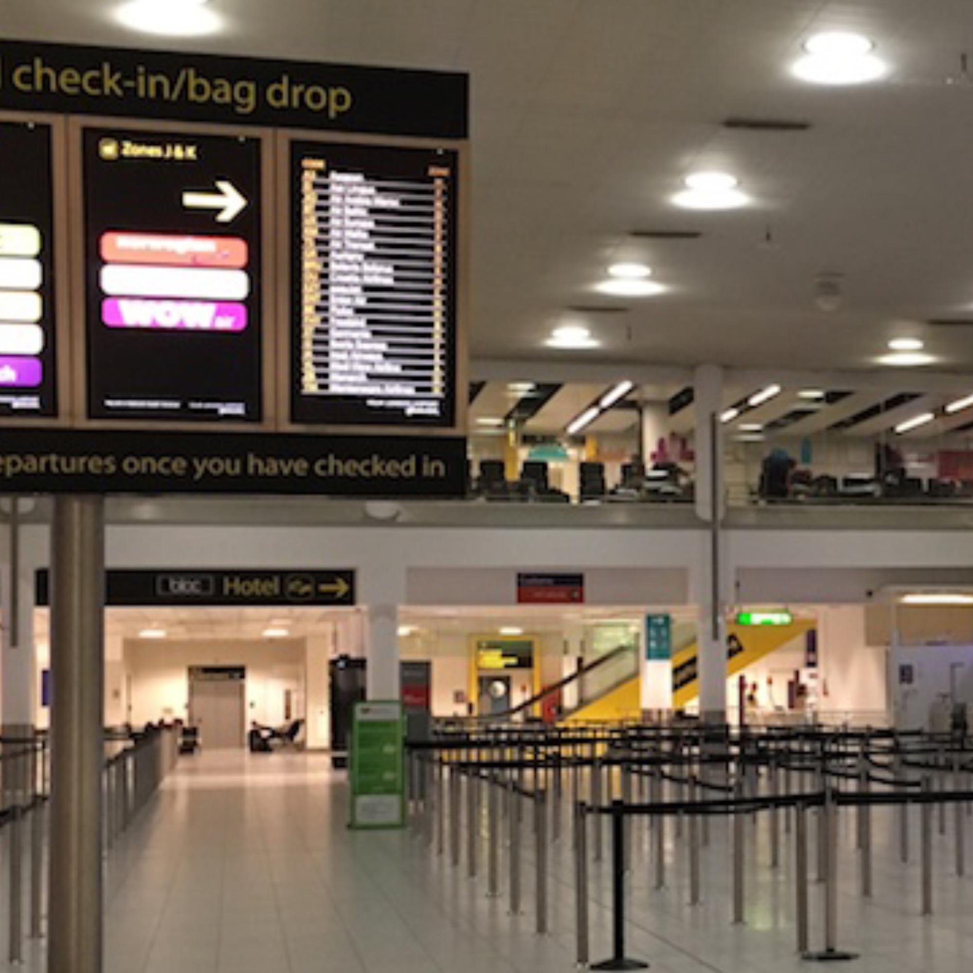 Gatwick Airport - 0