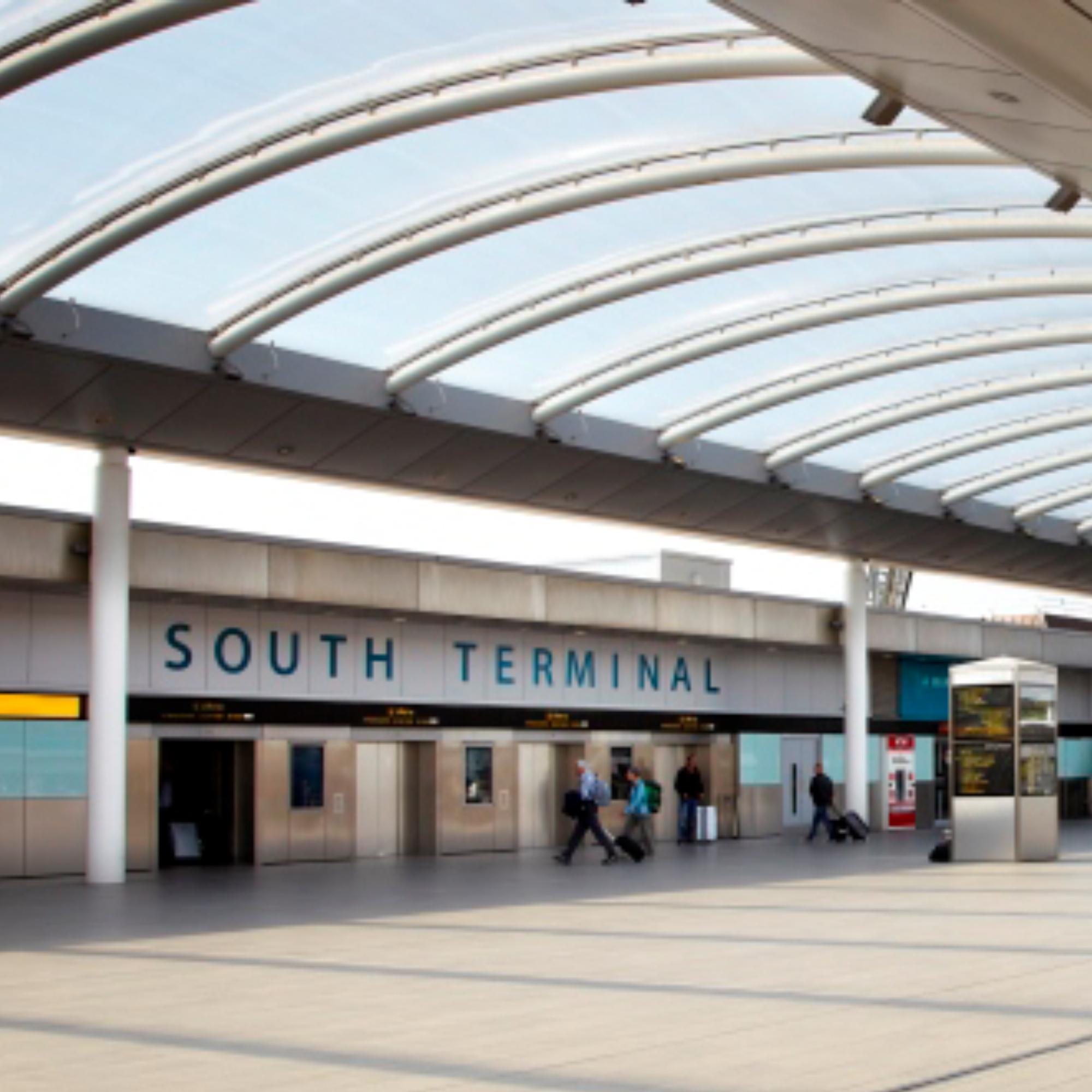 Gatwick Airport - 1