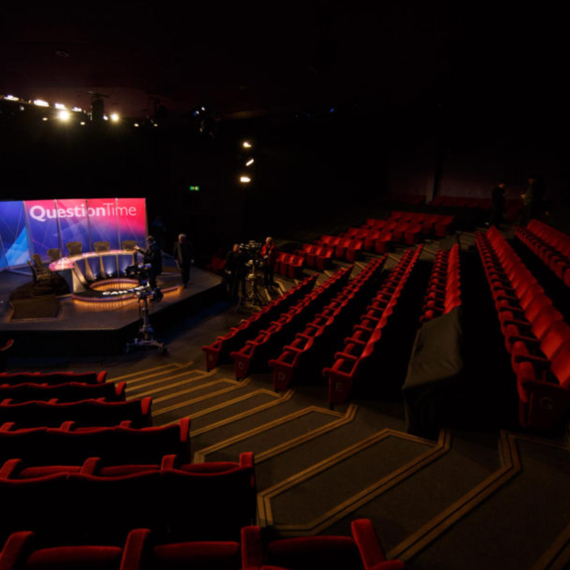 Gulbenkian Theatre, Kent University - 1
