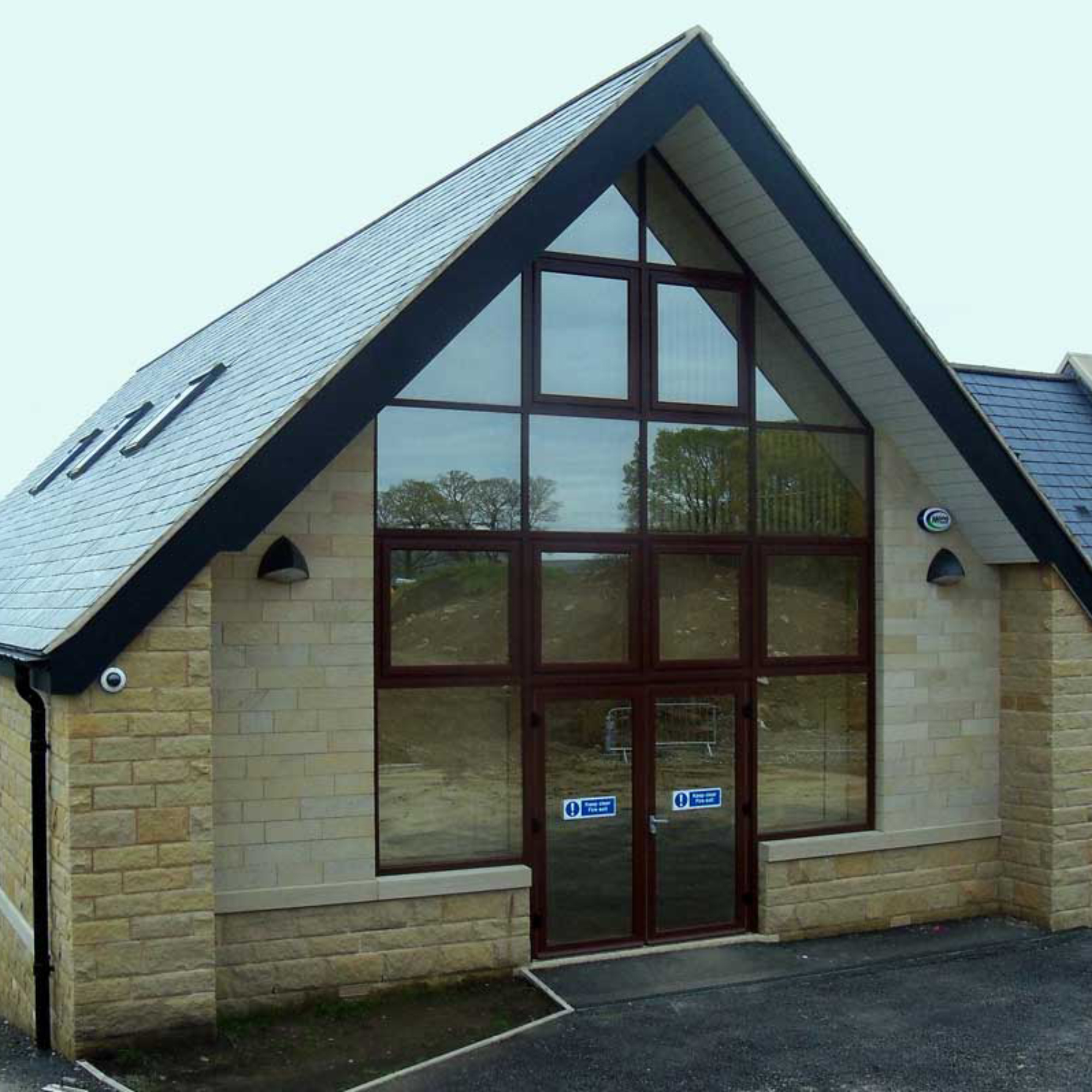 Heptonstall School – Hebden Bridge - 1
