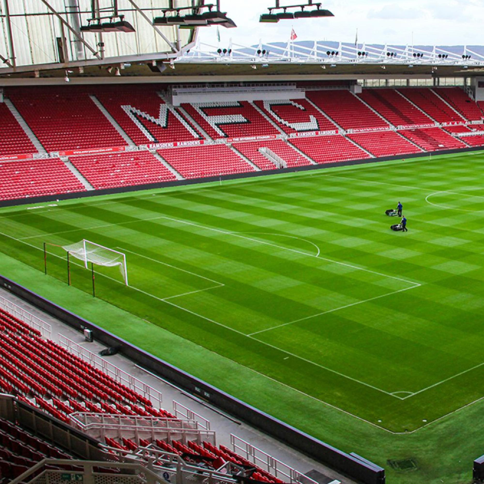 Middlesbrough Football Club - 0
