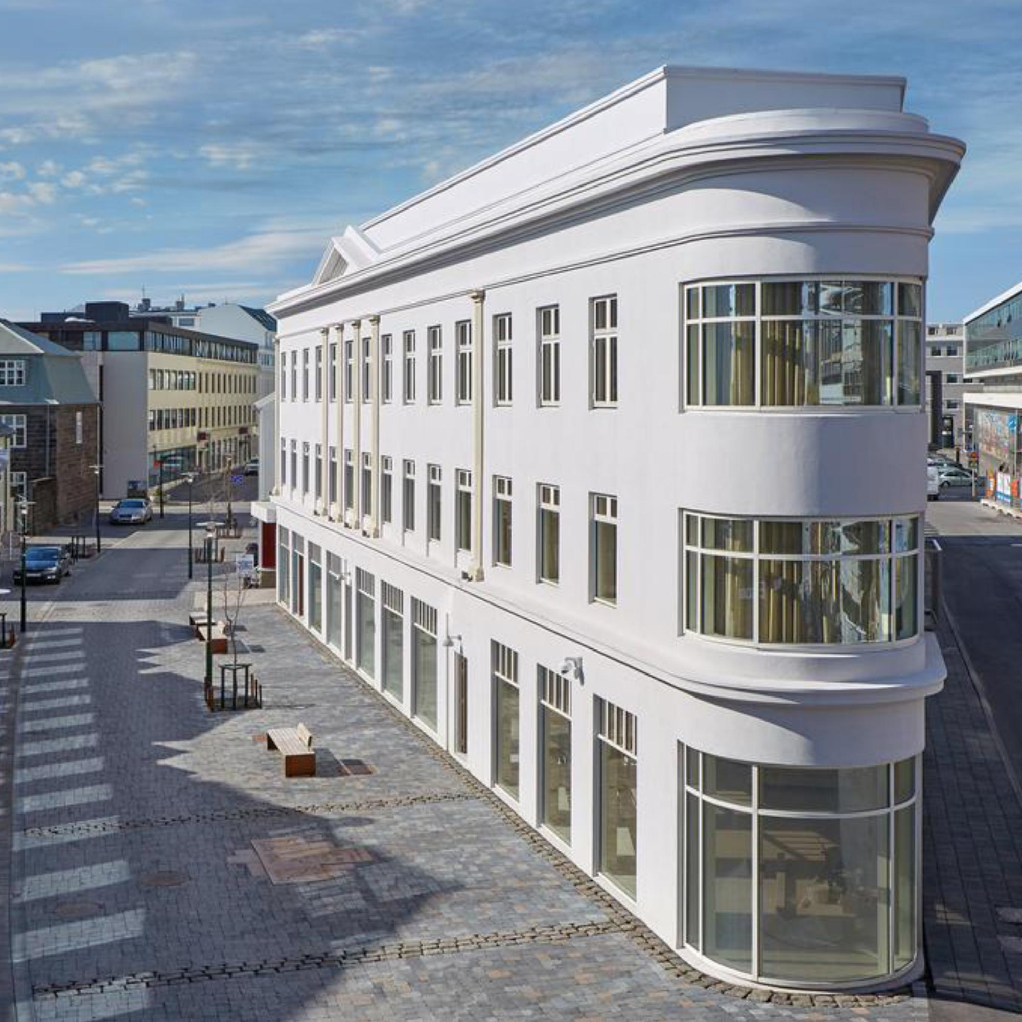 Reykjavik Konsulat Hotel, Iceland - 1